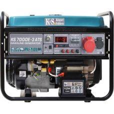Бензиновый генератор Könner & Söhnen KS 7000 E-3 ATS