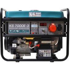 Бензиновый генератор Könner & Söhnen KS 7000 E-3