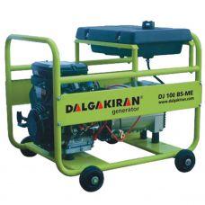 Генератор бензиновый DALGAKIRAN DJ 130 BS-ME