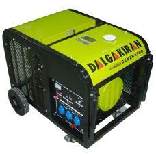 Генератор бензиновый DALGAKIRAN DJ 14000 BG-TE