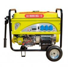 Генератор бензиновый DALGAKIRAN DJ 8000 BG-TE