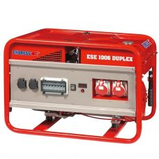 Генератор бензиновый Endress ESE 1006 SG-GT ES DUPLEX