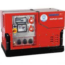 Генератор бензиновый Endress ESE 1408 DBG ES DUPLEX Silent