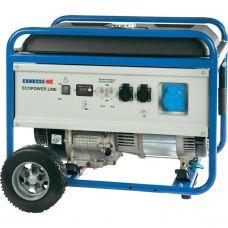 Генератор бензиновый Endress ESE 6000 BS ES + набор колес