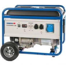 Генератор бензиновый Endress ESE 6000 DBS + набор колес