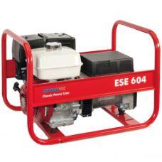 Генератор бензиновый Endress ESE 604 HS
