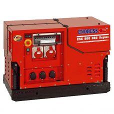 Генератор бензиновый Endress ESE 808 DBG ES DUPLEX Silent