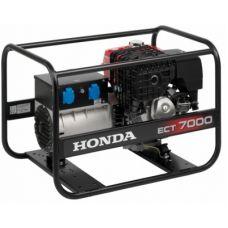 Бензиновый генератор Honda ECT7000P1