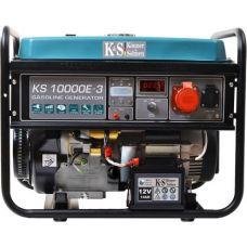 Бензиновый генератор Könner & Söhnen KS 10000 E-3