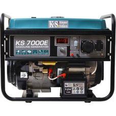 Бензиновый генератор Könner & Söhnen KS 7000 E