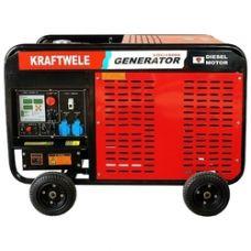 Бензиновый генератор Kraftwele KW18000 DIGITAL
