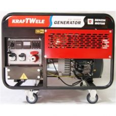 Бензиновый генератор Kraftwele KW18000B 18KVA 3F