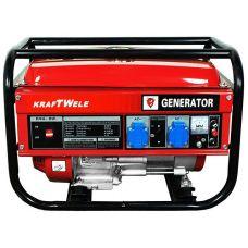 Бензиновый генератор Kraftwele OHV6500 4,5KVA 1F