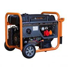 Генератор бензиновый NiK PG 5500