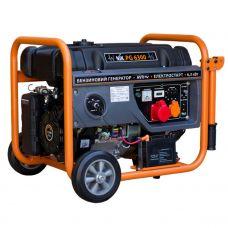 Генератор бензиновый NiK PG 6300
