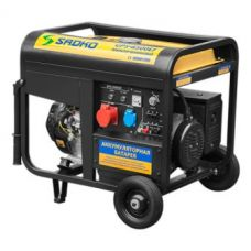 Бензиновый генератор Sadko GPS-8500EF