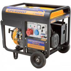 Генератор бензиновый Sadko GPS-6500EF
