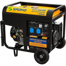 Генератор бензиновый Sadko GPS-8500E