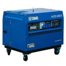 Генератор бензиновый SDMO Alize 6000 E