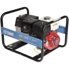 Генератор бензиновый SDMO HX 5000 TS