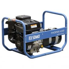 Генератор бензиновый SDMO PHOENIX 6300