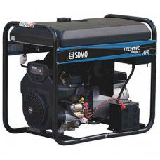 Генератор бензиновый SDMO Technic 10000 E-AVR-C + MODYS