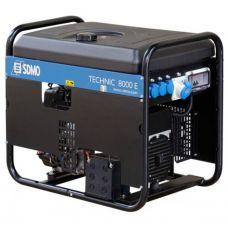 Генератор бензиновый SDMO Technic 8000 E