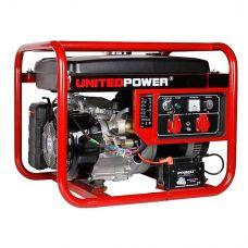 Бензиновый генератор United Power GG6200E