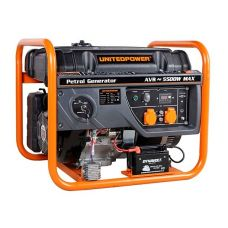 Бензиновый генератор United Power GG7300E