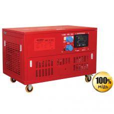 Бензиновый генератор Vitals Master EST 18.0bat