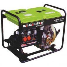 Генератор дизельный DALGAKIRAN DJ 4000 DG-E