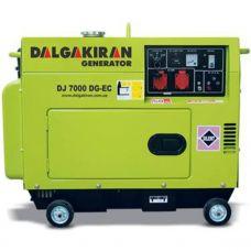 Генератор дизельный DALGAKIRAN DJ 7000 DG-ECS