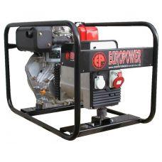 Дизельный генератор Europower EP6000D