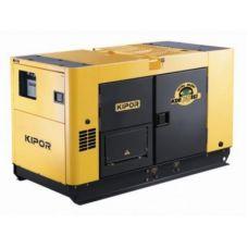 Дизельный генератор Kipor KDA100SSO3