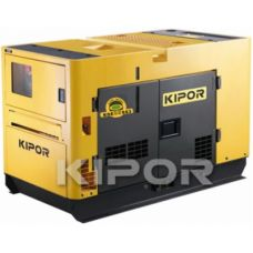Дизельный генератор Kipor KDA35SSO3