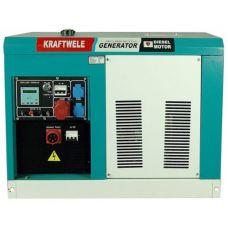 Дизельный генератор Kraftwele SDG18000 SILENT ATS