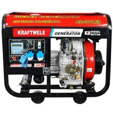 Дизельный генератор Kraftwele SDG7800 1F