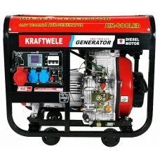 Дизельный генератор Kraftwele SDG7800 3F