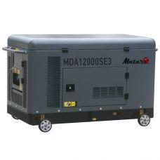 Дизельный генератор Matari MDA 12000 SE3 ATS