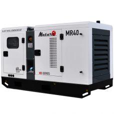 Дизельный генератор Matari MR 40