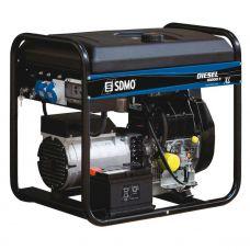 Генератор дизельный SDMO Diesel 10000 E-XL + ATS АТ 206