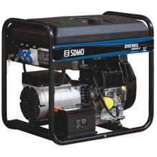 Генератор дизельный SDMO Diesel 10000 E-XL + MODYS