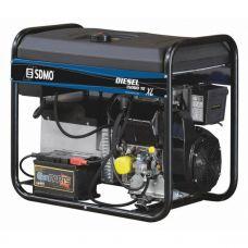 Генератор дизельный SDMO Diesel 15000 TE-XL + MODYS