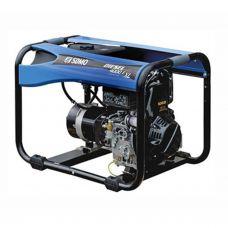 Генератор дизельный SDMO Diesel 4000 E-XLC