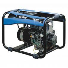 Генератор дизельный SDMO Diesel 6000 E-XL + MODYS