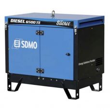 Генератор дизельный SDMO Diesel 6500 TE Silence
