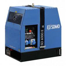 Генератор дизельный SDMO SD 6000 TE