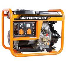 Дизельный генератор United Power DG3600E