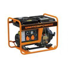 Дизельный генератор United Power DG5500E