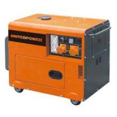 Дизельный генератор United Power DG5500SE